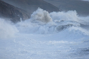 The power and the glory - Porthleven