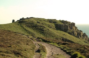 Carn les Boel - headland of the court of the rock-beings
